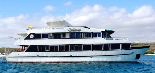 christmas in galapagos yacht